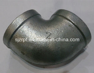 Banded Galvanized Elbow Malleable Iron Pipe Fittings pictures & photos