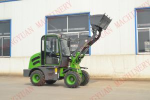 800kg Loading Mini Loader with Ce Zl08f pictures & photos