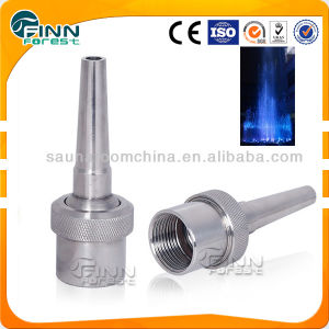 LED Lighting Stainless Steel 304 Fountain Nozzle pictures & photos