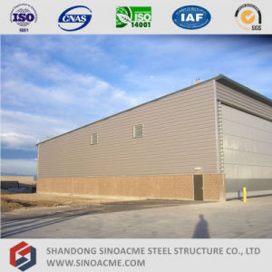 Structural Steel Frame Aircraft Hangar pictures & photos