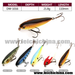 Hot Sale Fishing Lure Hard Pencil Fishing Lure pictures & photos