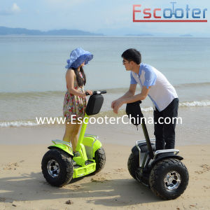 Standing up 2 Wheel Electric Vehicle Scooter for Wholesale pictures & photos
