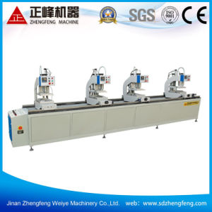 4 Head Welding Machine for PVC Door