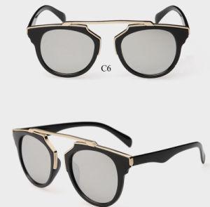 2014 New Large Stock Wholesale Style Fashion Sun Glasses No Logo Polarized Rihanna Sunglasses (925)
