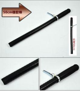 50cm Riot Batons Rubber Batons High Quality Police Baton pictures & photos