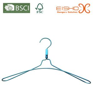 Special Design Wire Hangers for Tops (JS-0027) pictures & photos