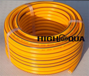 Flexible High Pressure PVC Power Spray Hose pictures & photos