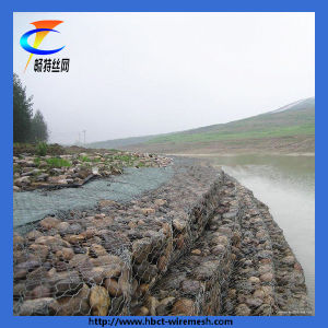 Cheap PVC Coated & Galvanized Gabion Box pictures & photos