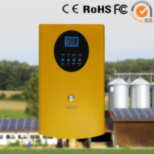2HP 380V Landscape Solar AC Water Pump Inverter pictures & photos