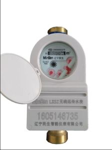 Remote Wet Water Meter, Valve-Control, AMR, GPRS Wireless pictures & photos