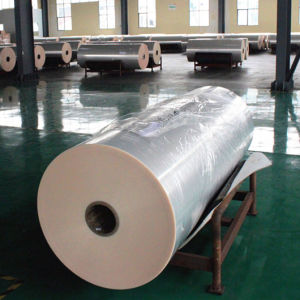 25mic Metallized CPP Film Hubei Dewei Packaging pictures & photos