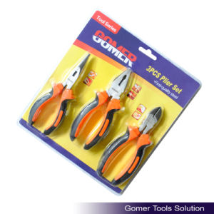 "3PCS 6"" Plier Tool Set (T03271)"