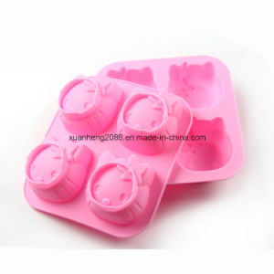 Silicone Handmade Soap Making Molds pictures & photos