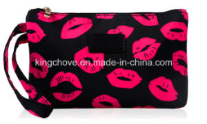 Printing Nylon Fashion Latest Cosmetic Bag (KCC268) pictures & photos