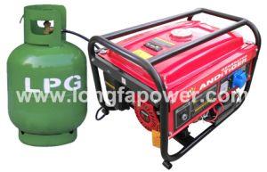 2.8kw LPG / Natural Gas Generator (CE, SONCAP, CIQ, ISO9001) pictures & photos