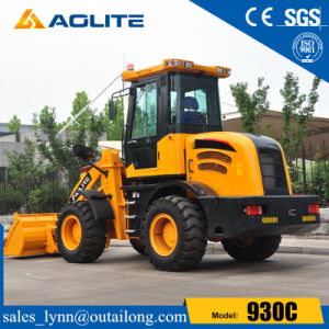 Cheap Price Europe Small Front Wheel Loader 930c for Sale pictures & photos