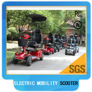 Best Portable Mobility Scooter Single Seat Disability Car, Electric Scooter for Disabled pictures & photos