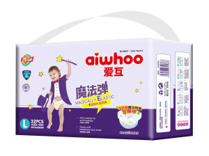 Breathable Baby Diapers pictures & photos