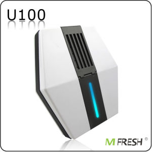 USB Oxygen Bar with Air Purifier U100 pictures & photos