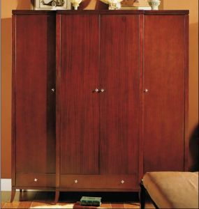 Hotel Furniture/Hotel Bedroom Furniture/Star Hotel Guest Room Wardrobe (GLW-013) pictures & photos