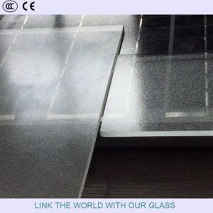4mm Low Iron Prismatic Glass/3.2mm Low Iron Prismatic Glass pictures & photos