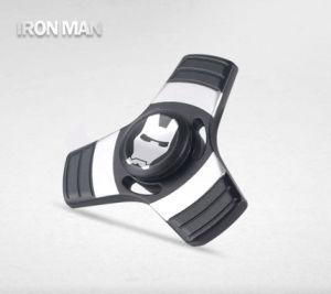 Captain America Iron Man Tri-Spinner Fidget Decompression Toys pictures & photos