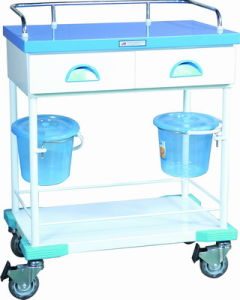 Fnz-a Series Hospital Medical Trolley Cart pictures & photos
