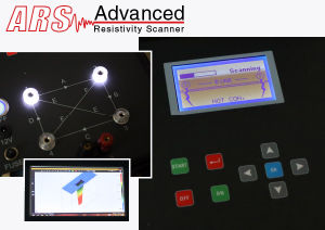Advanced Resistivity Scanner/Water Finder/Gold Detector/Mine Detector pictures & photos