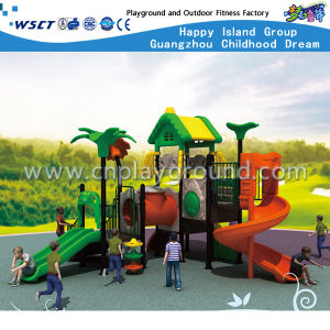 School Small Size Outdoor Playground Kids Playsets HD-Tsh006 pictures & photos