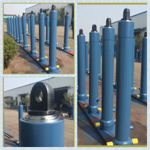Hydraulic Telescopic Cylinder for Dump Truck with ISO pictures & photos