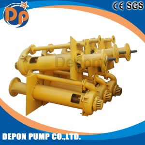 Vertical Centrifugal Slurry Pump for Mud and Solids pictures & photos