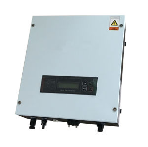 Two MPPT Input 2000W Single Phase on Grid Solar Inverter pictures & photos