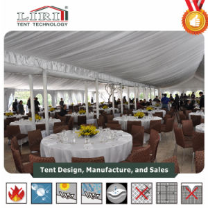 Big Wedding Tent Used for Wedding Party and Event Church Marquee pictures & photos