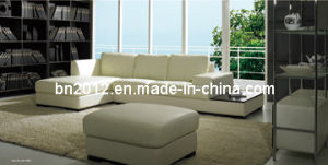 Living Room Genuine Leather Sofa (BO-3893) pictures & photos