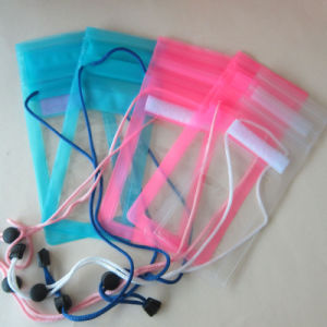 PVC Waterproof Bag/Case for Mobile Phone pictures & photos