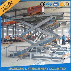 Jinan Manufacturer Stationary Hydraulic Vertical Platform pictures & photos