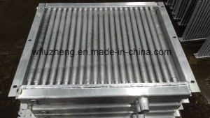 Aluminum Steel Radiator for Rear Poultry, Fin Tube Heat Exchanger for Cooling pictures & photos
