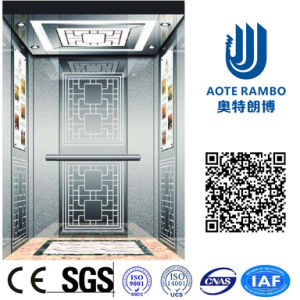 Gearless Traction Vvvf Drive Home Villa Elevator with German Technology (RLS-245) pictures & photos
