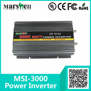 3000~6000W High Power Modified Sine Wave Power Inverter for Truck pictures & photos