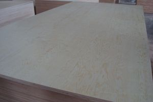 Pine Plywood by WBP Glue Furniture Grade pictures & photos