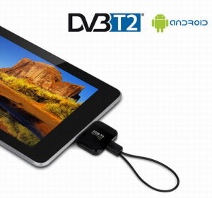 DVB-T2 DVB-T TV Tuner for Android Phone Pad Tablet