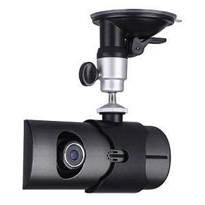 "2.7"" Dual Lens Nigh Vision HD Car Dashboard DVR + GPS Logger pictures & photos"