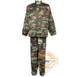 Military / Army Bdu Uniform with ISO Standard pictures & photos