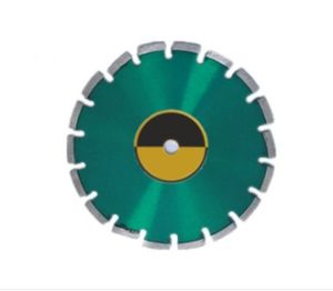 Diamond Saw Blade for Cutting Asphalt with Protection Segment (JL-DBAP) pictures & photos