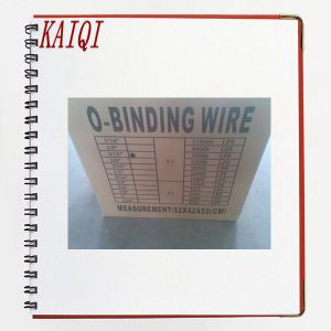 Nylon Coated Steel Binding Wire pictures & photos