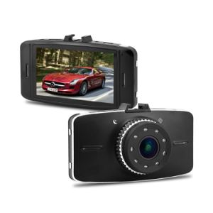 """Car Camera Video Recorder Full HD 1080P 30fps 3.0""""LCD with 170 Degree+Motion Detection+Night Vision+G-Sensor pictures & photos"""