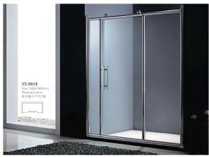 Simple Acid Glass Shower Room Wg-9019