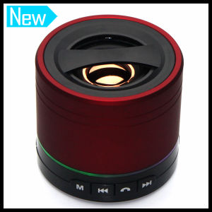 Stereo Bluetooth Wireless Portable Super Mini Speaker FM USB TF Card pictures & photos
