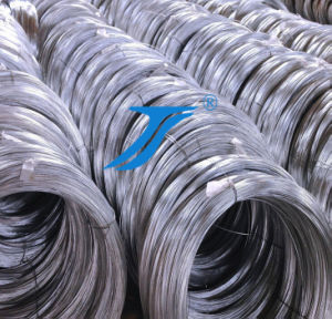 Wire Rod Q235 9.5mm High Quality Low Carbon Galvanized Steel pictures & photos