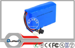 11.1V 13000mAh 18650 Battery Pack pictures & photos
